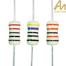 More values of the AN silver resistor now in