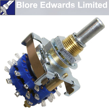 Blore Edwards selector switches